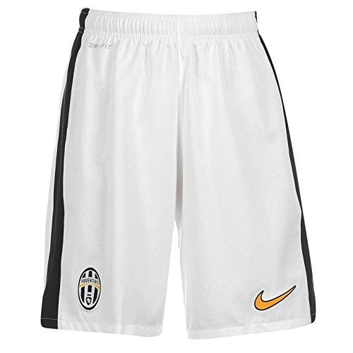 2014-2015 Juventus Home Nike Football Shorts (Kids)
