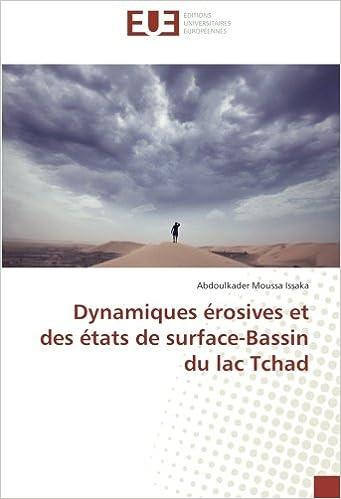 Téléchargement Dynamiques érosives et des états de surface-Bassin du lac Tchad pdf epub