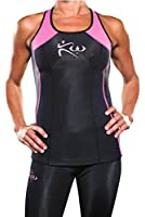 Women's- Kutting Weight (Cutting Weight) Neoprene Weight Loss Sauna Tank Top