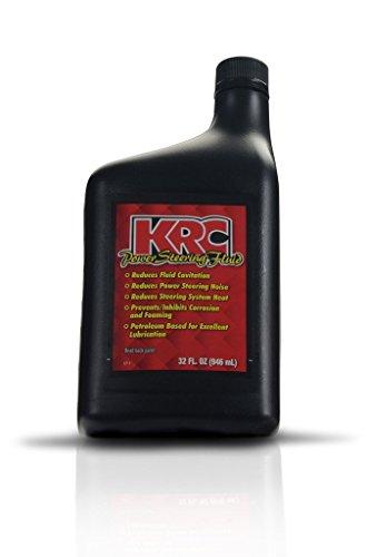 KRC Power Steering PSF 10032001 Power Steering Fluid (KRC Quart), 32 Ounces ()