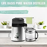 Life Basis Water Distiller Stainless Steel 4