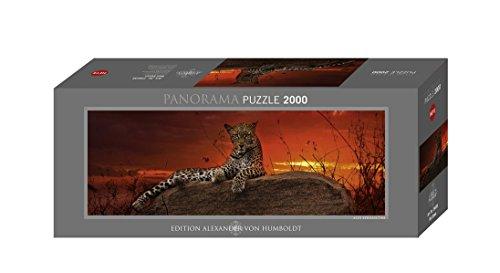 Heye Red Dawn 2000 Piece Panoramic Jigsaw Puzzle