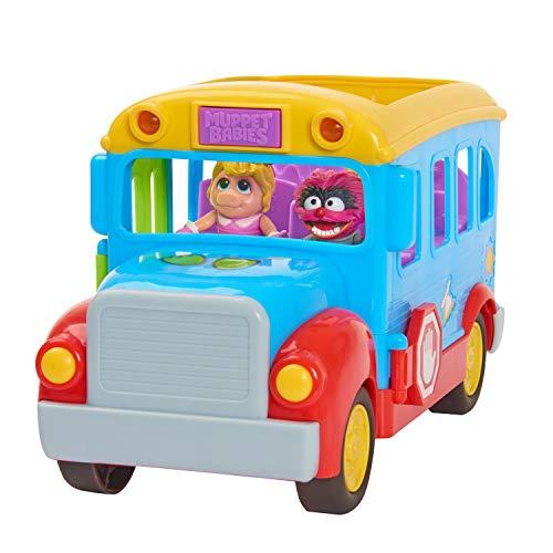 41I9MCJ%2BnDL - Muppets Babies Friendship School Bus