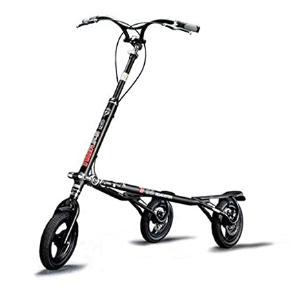 Amazon.com: trikke Tech T12 Series 3-wheeled Talla Scooter ...
