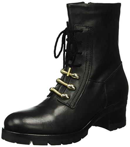 Goldmud Damen Calgary Biker Boots Schwarz (celtic Nero)
