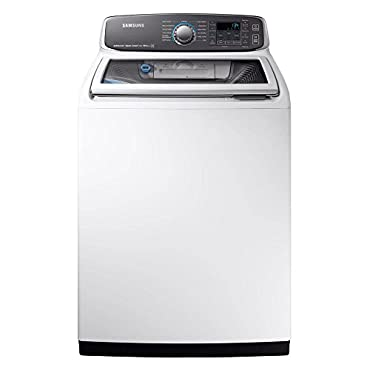 Samsung WA52M7750AW activewash White Top Load Steam Washer