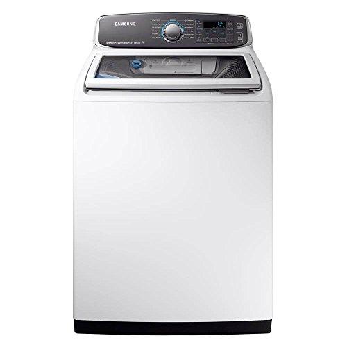 Samsung activewash White Top Load Steam Washer (Samsung 5-6 Cu Ft Front Load Washer)