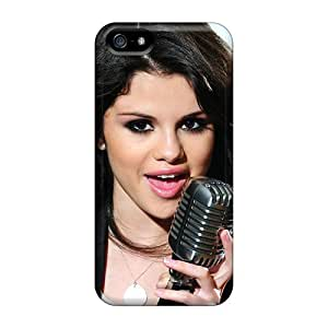 Fashionable Style Cases Covers Skin For Iphone 5/5s- Selena Gomez 45