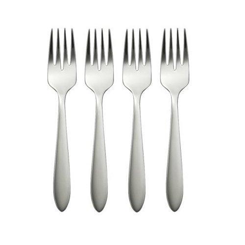 Oneida Mooncrest Set of 4 Salad Forks Model: (Home & Kitchen)