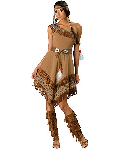 Halloween Costumes for Women,Women's Indian Maiden Costume Princess Goddess Cosplay Costume Dress -