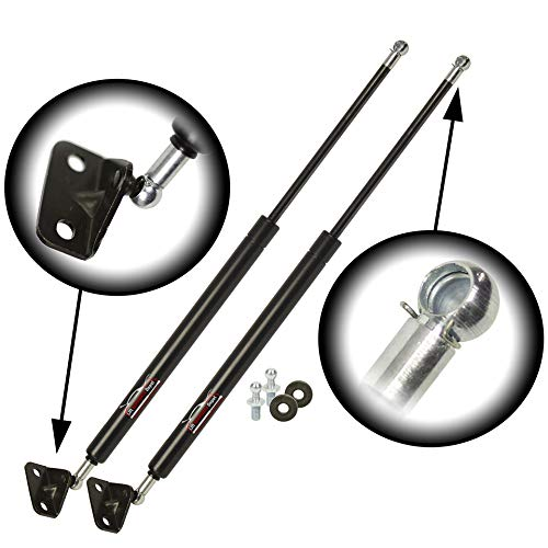 Qty (2) Fits Toyota 4Runner 2005 To 2009 Hatch Liftgate Tailgate Lift Supports Struts Shocks