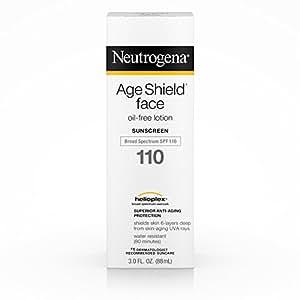 Neutrogena Age Shield Face Lotion SPF#110 90 ml
