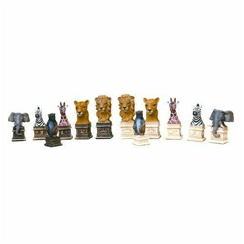 日本初の Lion [並行輸入品] Chessmen B01M1VKHE9 [並行輸入品] Lion B01M1VKHE9, 御菓子司 桝金:347027fc --- cygne.mdxdemo.com