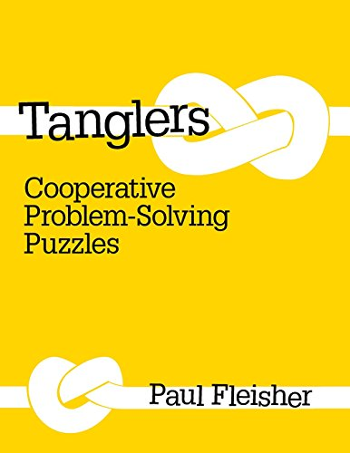 Tanglers: Cooperative Problem-Solving Puzzles - Elementary School Buildings