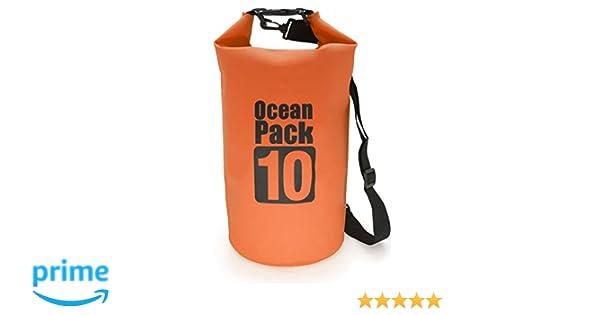MyGadget Bolsa Seca   Dry Bag   Bolsa estanca 10L  Amazon.es  Electrónica 6b3210a7cc4
