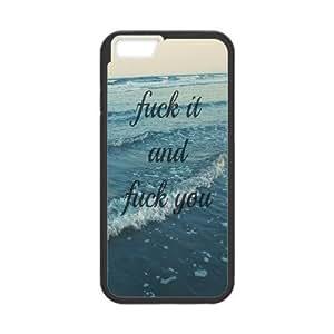 """JCCFAN Lace Fuck Yo' Feelings Phone Case For iPhone 6 (4.7"""")"""
