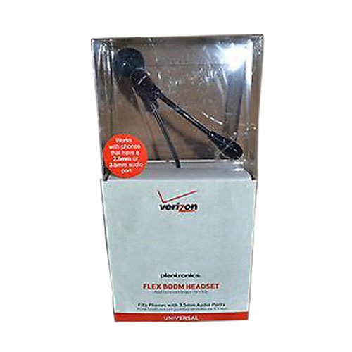 Verizon Plantronics Flex Grip Universal Headset