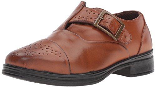 Deer Stags Kids' Semi Cap-Toe Dress Shoe Oxford