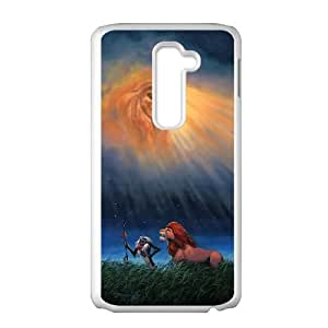 Disney The Lion King Character Rafiki LG G2 Cell Phone Case White present pp001_9794356