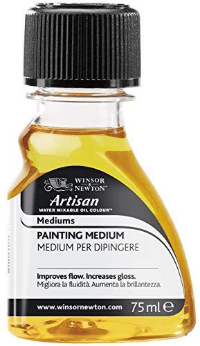 (Winsor & Newton 75ml Artisan Water Mixable Painting Medium)