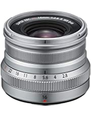 Fujifilm Fujinon XF16mmF2.8 R WR, zilver