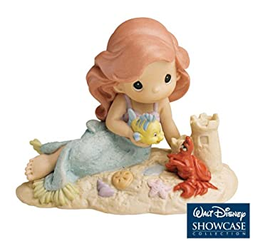 Precious Moments Disney Collection Part of Your World Figurine