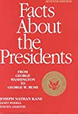 Facts about the Presidents, Steven Anzovin and Janet Podell, 0824210077