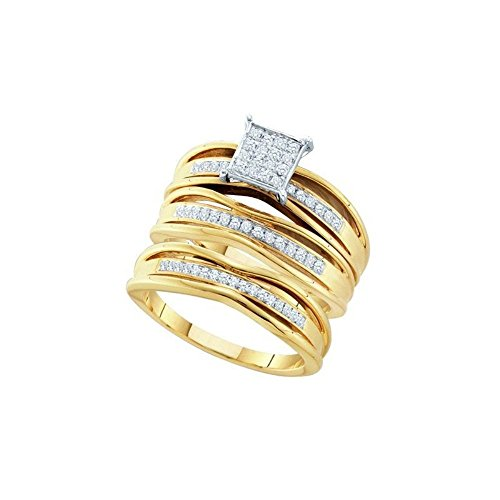 Pretty Jewellery Sterling Diamond Engagement