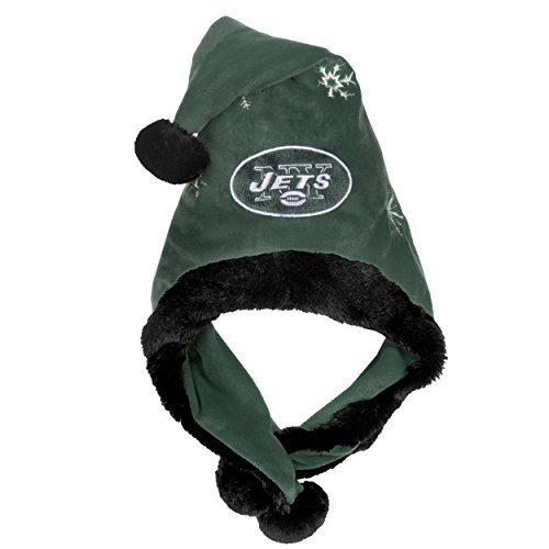 NFL New York Jets Thematic Santa Hat
