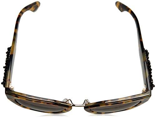 Prada Sonnenbrille (PR 10TS) Medium Havana