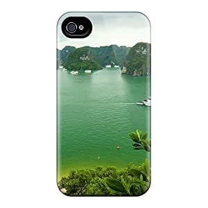 Iphone 6plus Cases, Premium Protective Cases With Awesome Look - Halong Bay