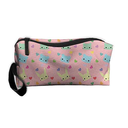 Toiletry Bag Multifunction Cosmetic Bag Pencil Pen Case Portable Makeup Pouch ()