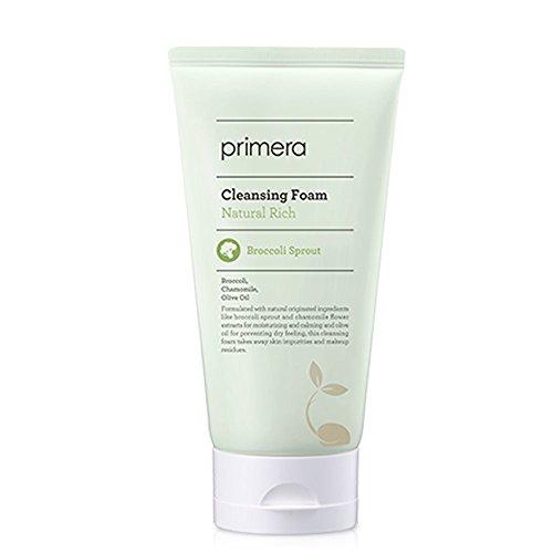 Primera Natural Rich Cleansing Foam - Natural Rich