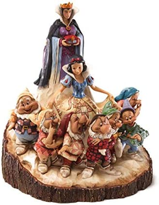 7.25 Jim Shore for Enesco Caroling Carved by Heart Figurine