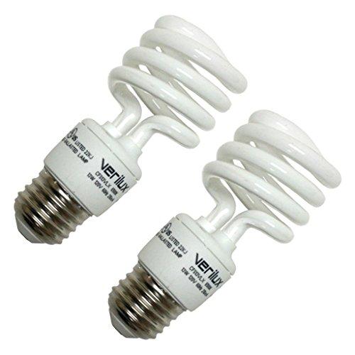 ral Spectrum Spiral Compact Fluorescent Bulbs, 2 Count ()