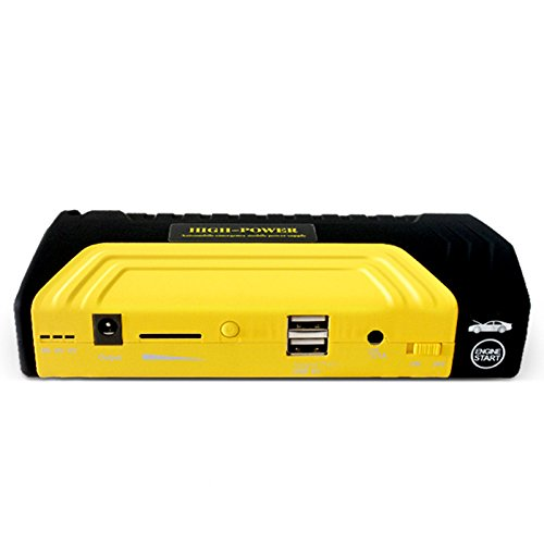 otmake 500A Peak 16800mAh 12-Volt Portable Car Jump starter Booster Battery Charger Power Pack Vehicle by otmake (Image #3)