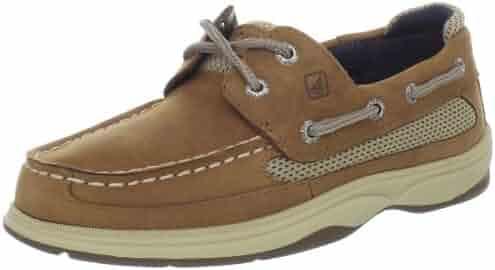 Sperry Lanyard Boat Shoe (Little Kid/Big Kid)