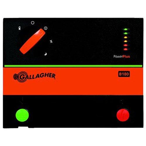 Gallagher G364504 B180 12-volt Fencer, 90 Acre/16-Mile