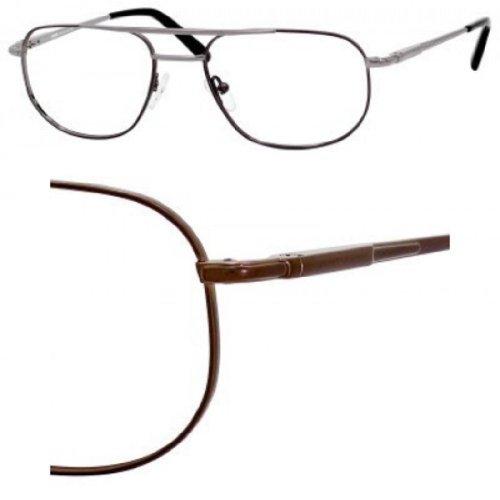 de 56MM 01D1 133 DENIM Monture lunettes Marron vue vEwFqz6