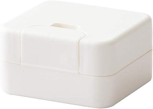 SHYPT Caja de jabón portátil, Caja de la Caja del Organizador del ...