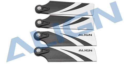 Align Trex 500 Series {New}78mm Tail Blade HQ0773A