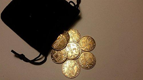 Venetian Ducat Replica coins for Historical Reenactors and collectors - Historical Coins