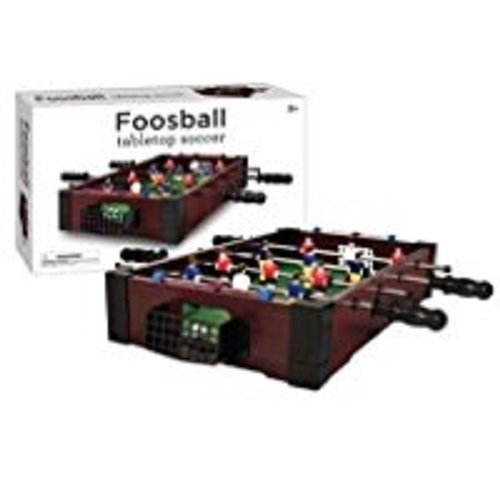 Table Action Soccer Foosball (Westminster Tabletop Soccer Action Game)