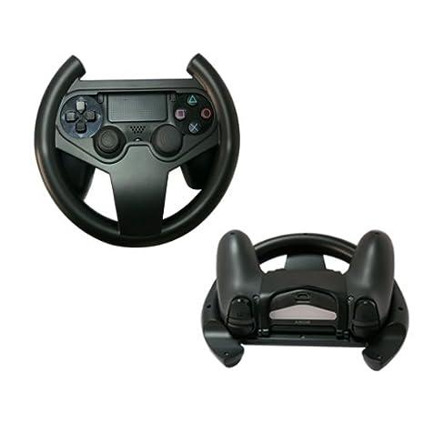 GAMINGER Volante para control Dualshock de PlayStation 4 PS4 Sony ...