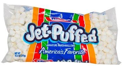 Kraft Jet-puffed Miniature Marshmallows (Pack of 11)