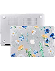 Mcstorey Apple MacBook Pro Retina A1502 A1425 13 inç Kılıf Kapak Koruyucu Hard Incase, Çiçek Desen 01-49-1629