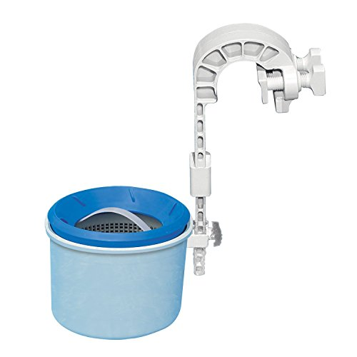 - Above Ground Pool Deluxe Wall Mount Automatic Skimmer