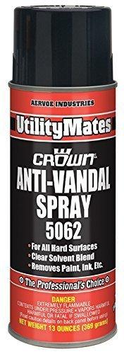 Crown - Anti-Vandal Spray Anti Vandal Spray: 205-5062 - anti vandal spray [Set of 12]