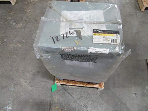 - Square D 9T23B3871 Transformer 15KVA 480 208Y/120