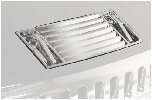 putco-403406-chrome-hood-deck-vent-with-handles-for-hummer-h2-h2-sut